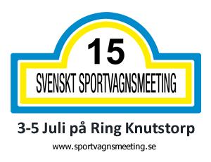 Svenskt Sportvagnsmeeting 2015