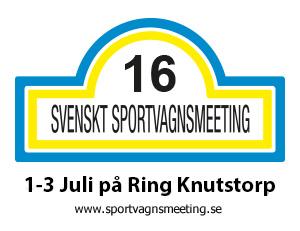 Svenskt Sportvagnsmeeting 2016