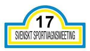 Svenskt Sportvagnsmeeting 2017